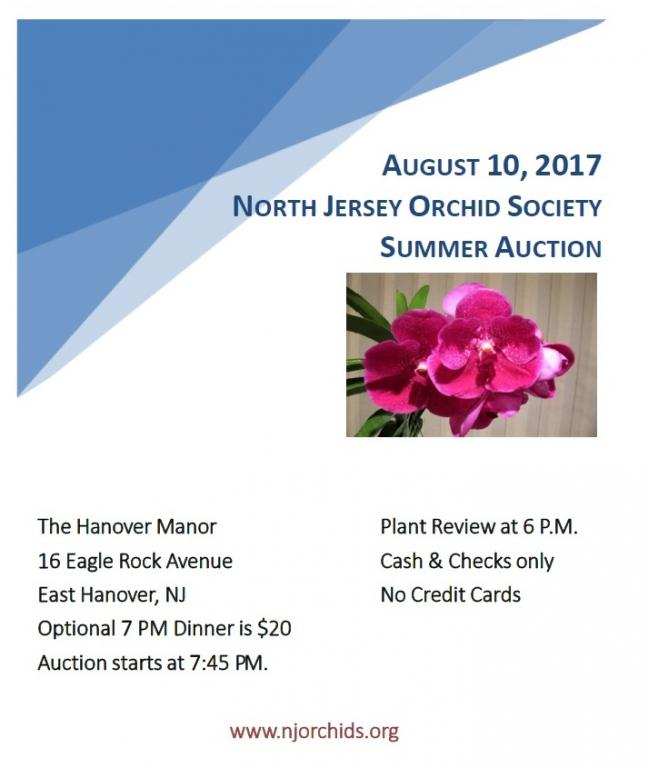 August 10 2017 - Orchid Auction - Hanover NJ-auction-poster-jpg